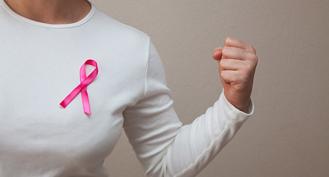 Breast cancer has promising survival rates