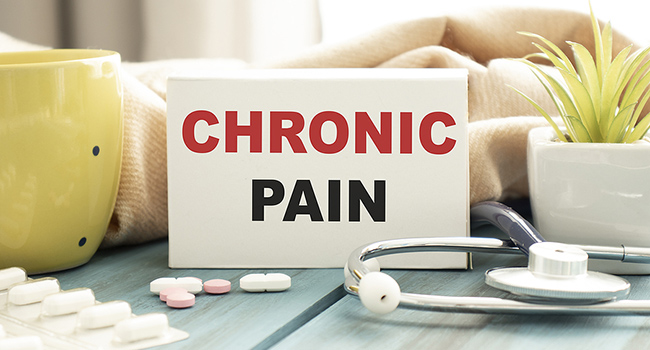 There are new options for treating chronic pain