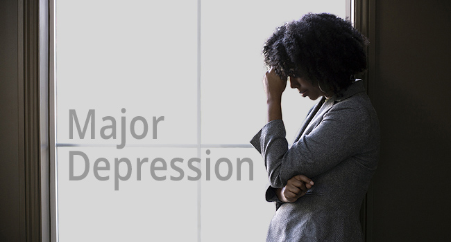 Major Depression - not just a low mood